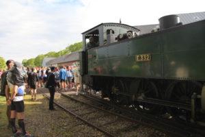 Train Transbaie