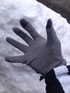 Black Diamond : gant