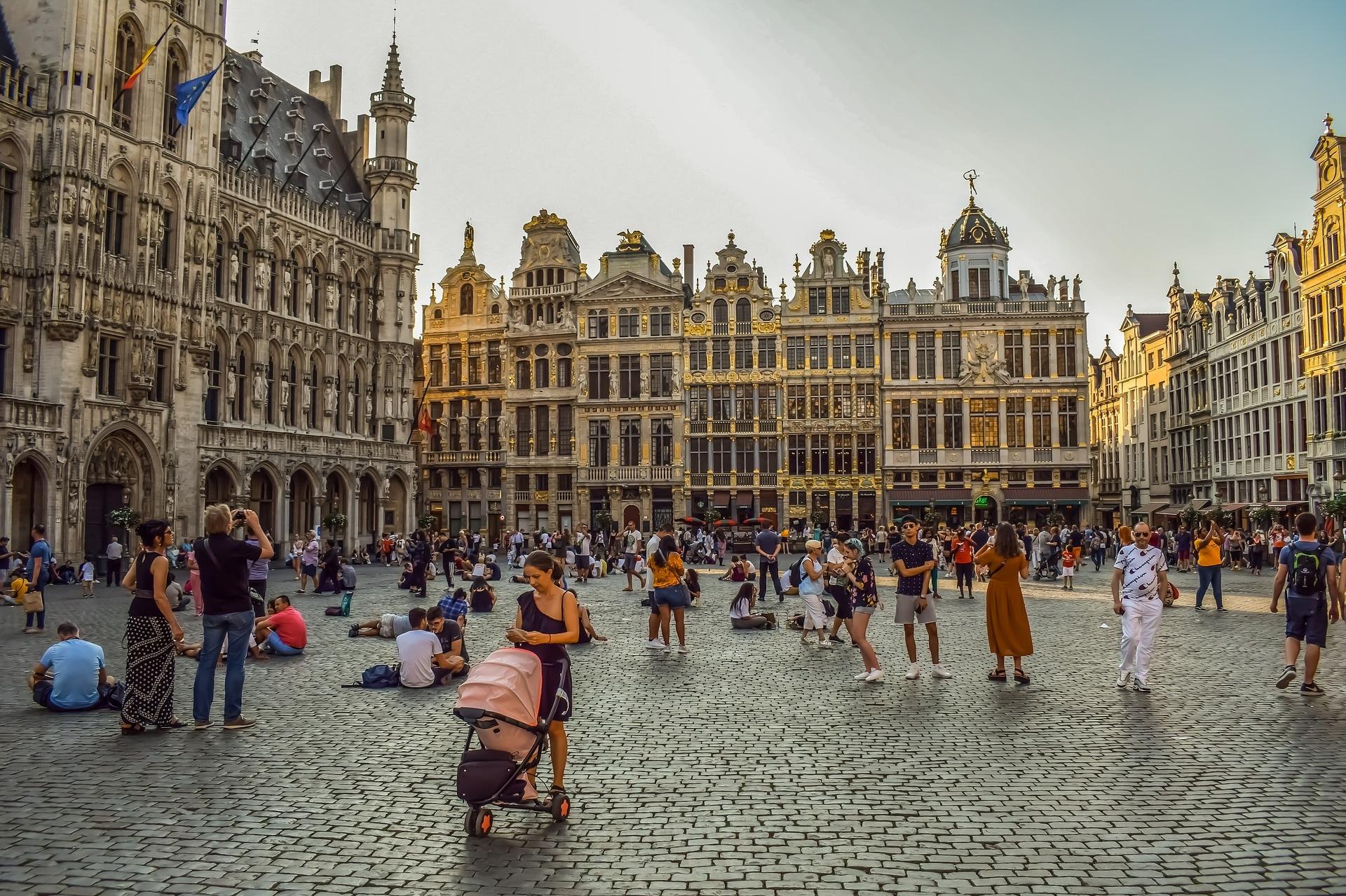 Bruxelles : pas si plat que ça…