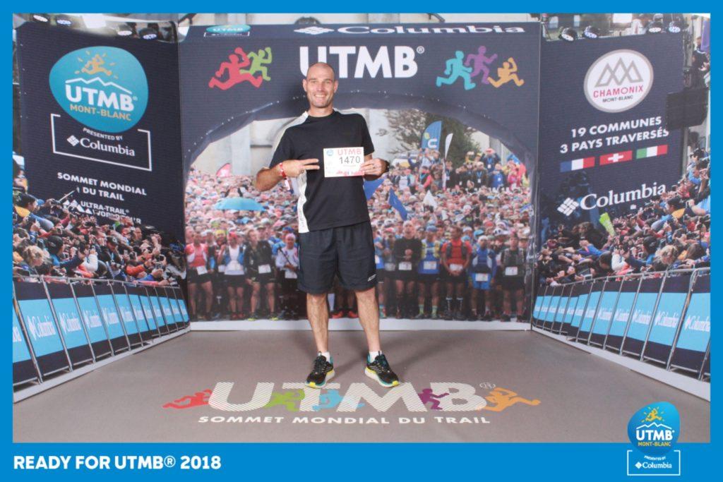 UTMB Ultra Terrestre Philippe Lechable