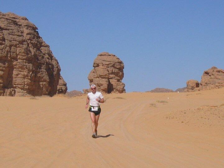 Trail dans le désert conseils d'un Sage Trailer