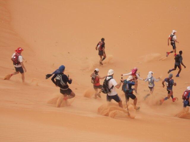 Trail Dune  conseils d'un Sage Trailer
