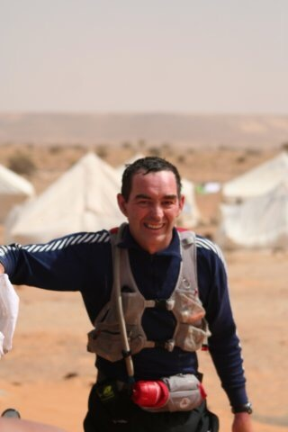 Marathon des sables : camp conseils d'un Sage Trailer