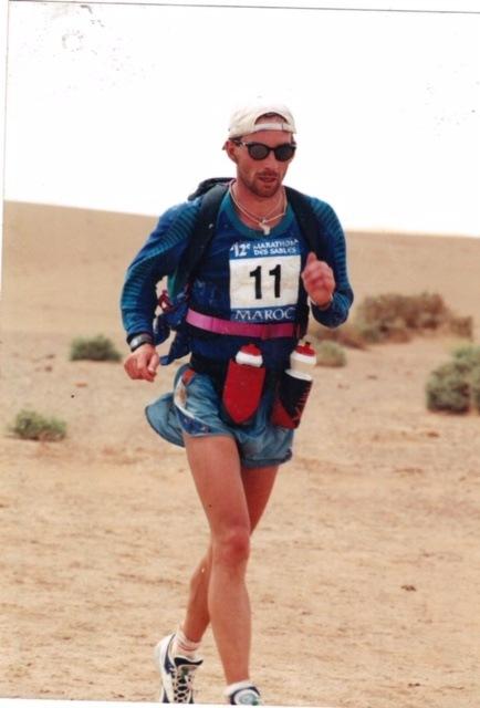Marathon des sables conseils d'un Sage Trailer