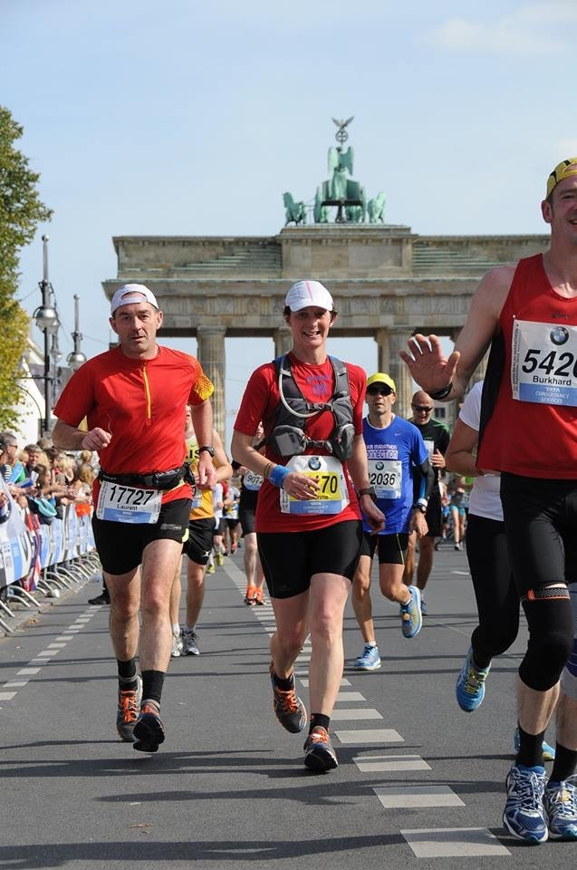 Marathon de Berlin conseils d'un Sage Trailer