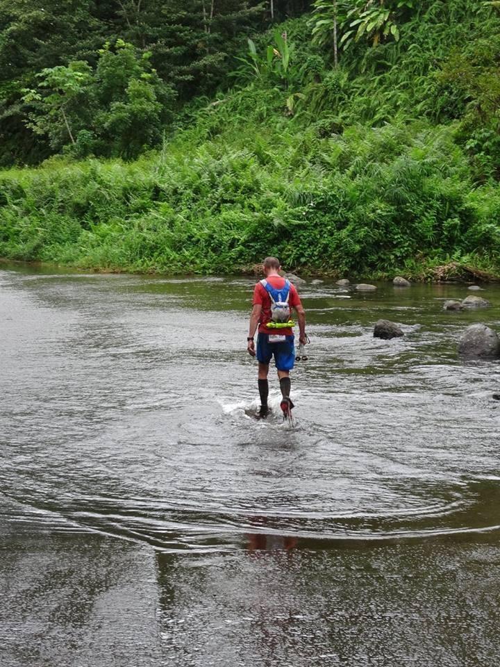 trail eau conseils d'un Sage Trailer