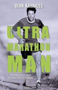 Livre Ultra Marathon Man Dean Karnazes