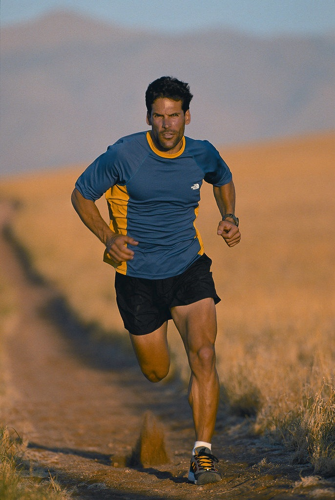 Champion trail Dean Karnazes