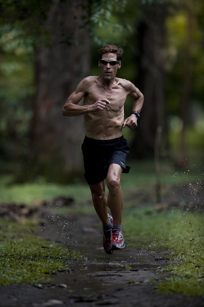 Runner Athlète Dean Karnazes