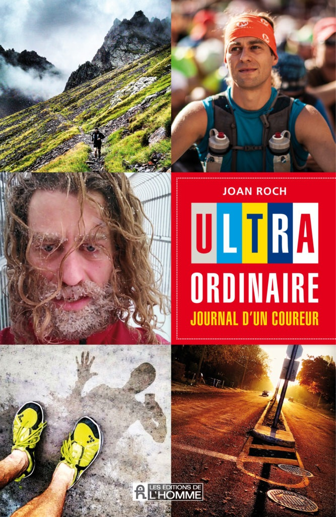 Ultra ordinaire journal d'un coureur