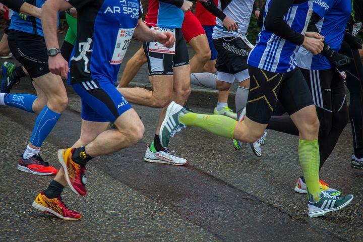 Running Monsieur : compétition