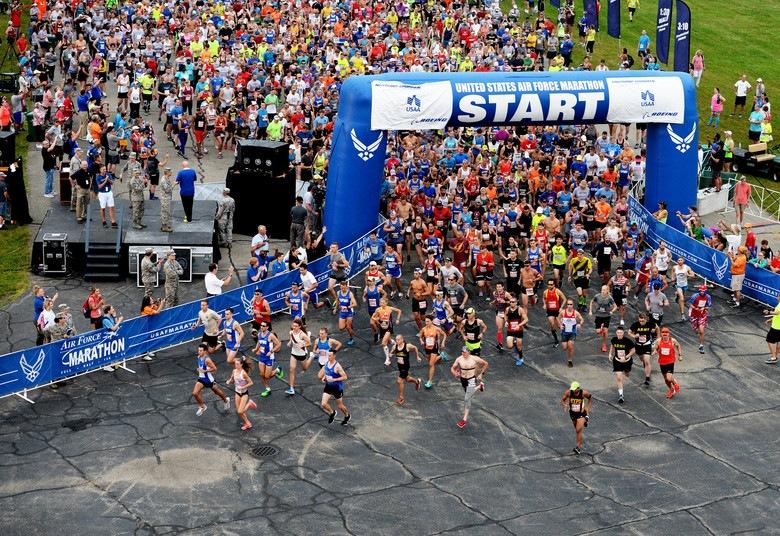 marathon Courir pour les nuls