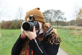 Photographe des courses à pied