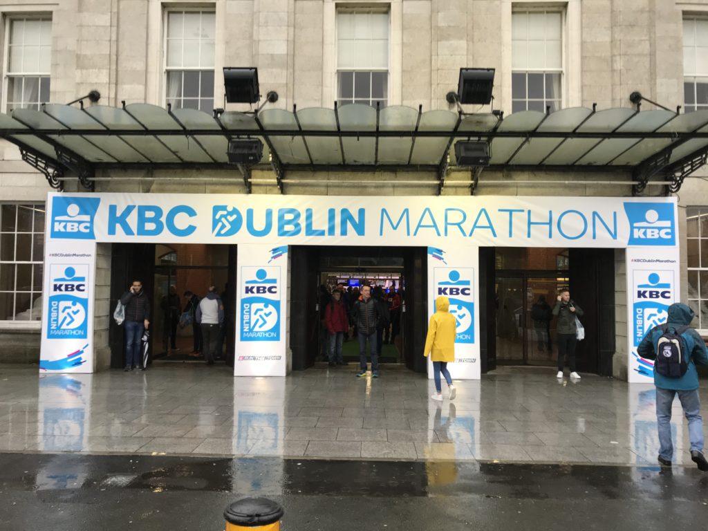Village marathon dublin