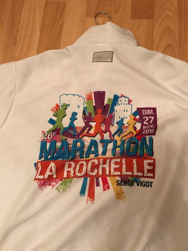 Coupe vent marathon