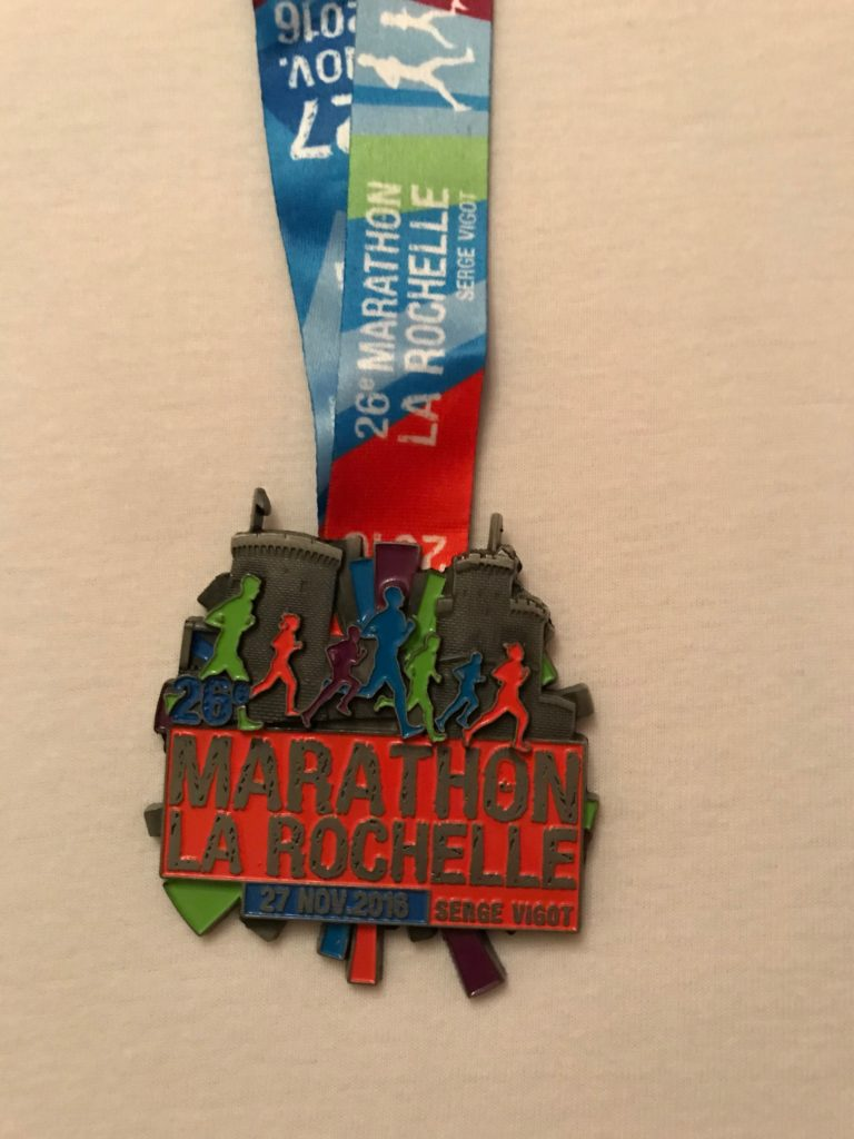Médaille Finisher