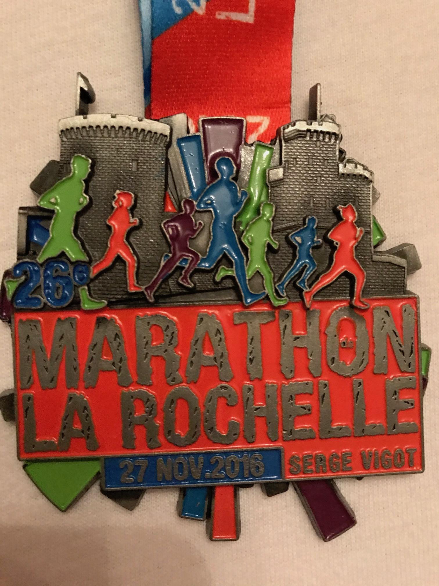 Marathon La rochelle