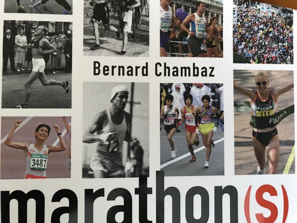 Marathon Livre course à pied