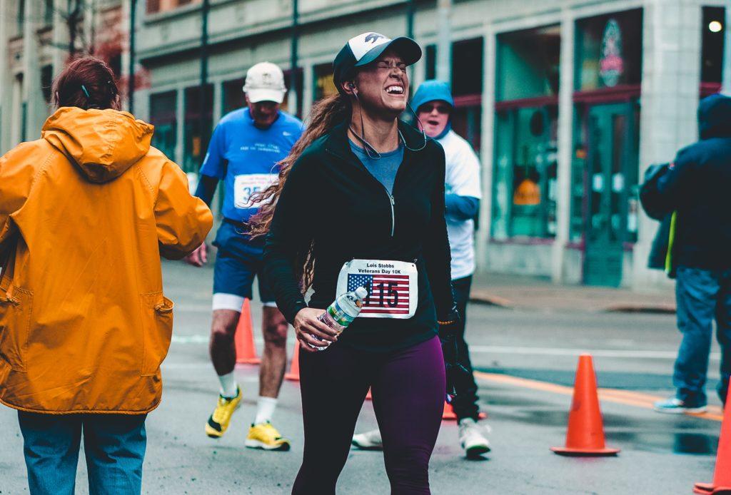 combattre la fatigue en course à pied
