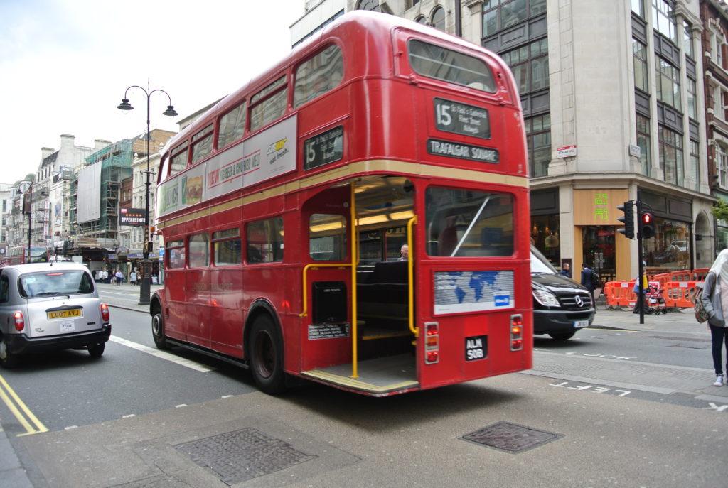 Bus impérial