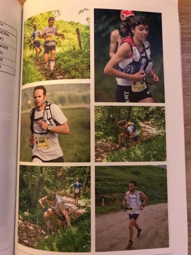 10 ans d'équipe de France de Trail