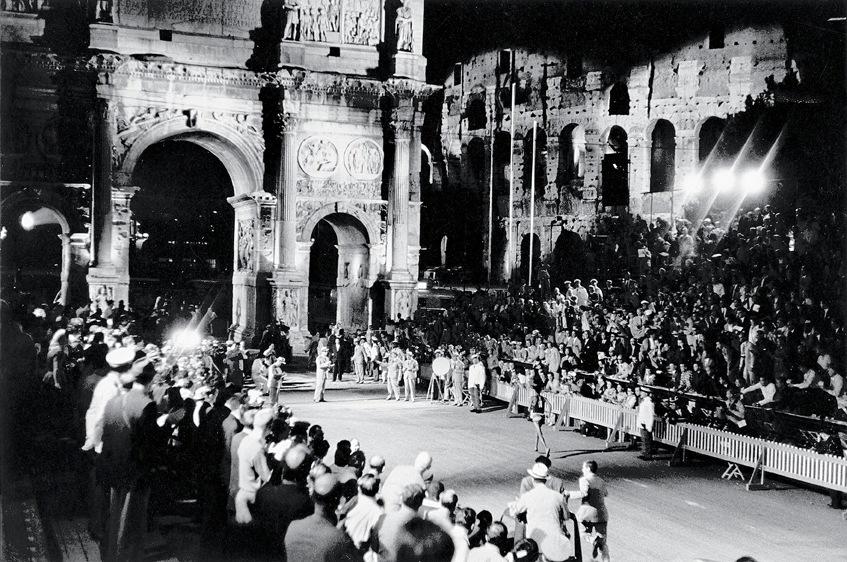 Marathon de Rome 1960