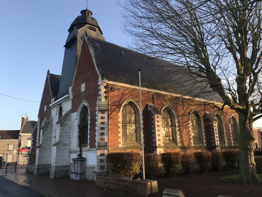 Eglise Saint Laurent - Sequedin